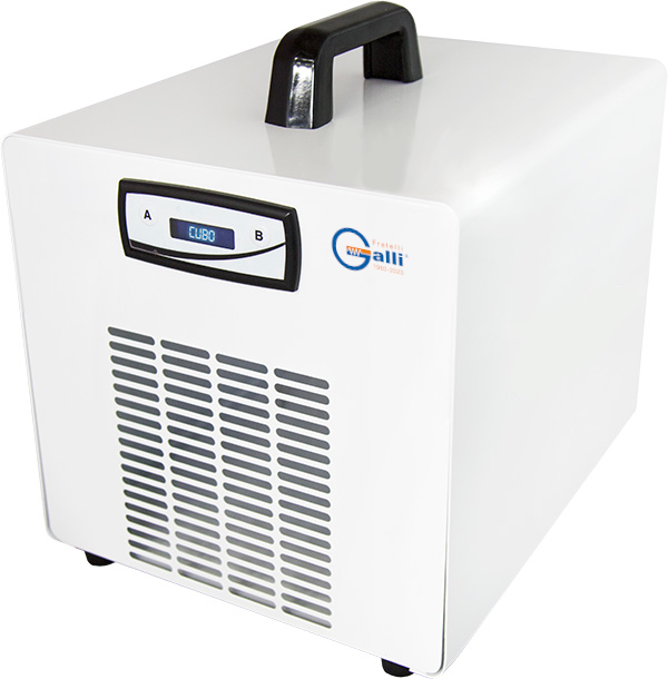 Galli-GO3-Ozone Generator-Produttore-Ozono-Cubo